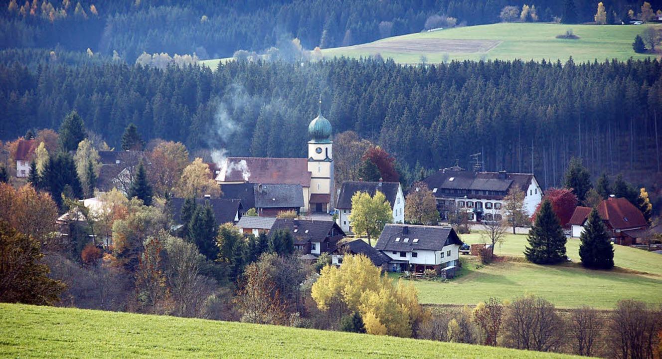 Ortsteil Kappel vom Franzosenkreuz her  | Foto: Ralf MOrys