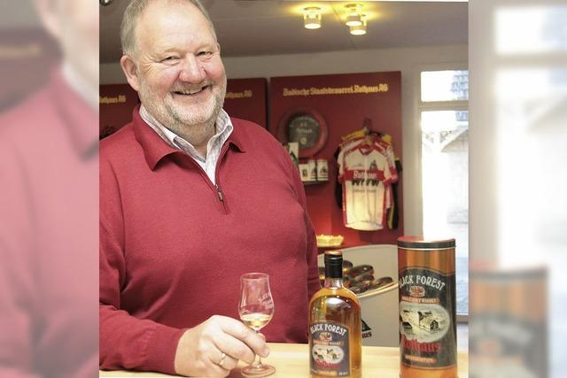 Edition 2011: Single Malt Whisky mit Sherrynote