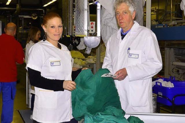 Vom Job zum Bundessieg als Textilreinigerin