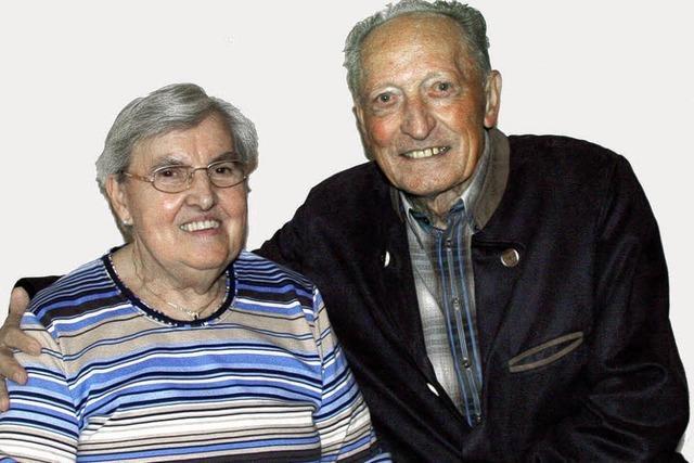 In 60 Jahren gemeinsam viel erreicht