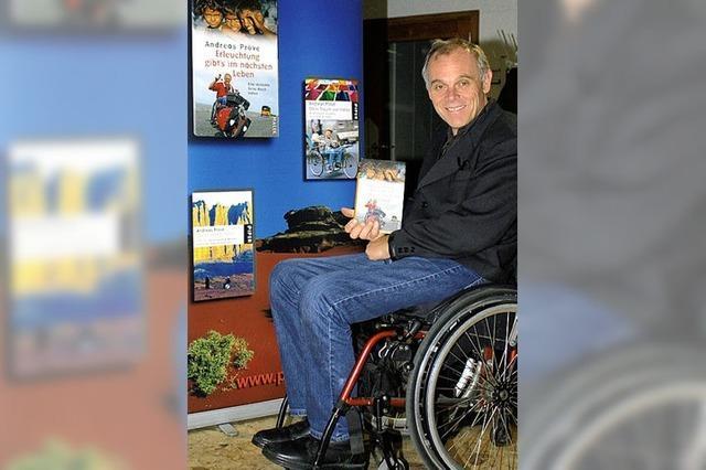 Nie aufgeben: Mit dem Rollstuhl durch den indischen Subkontinent