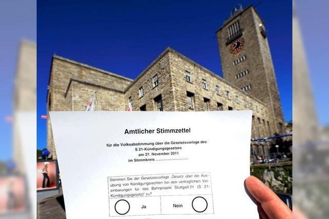 S21: Fragen und Antworten zur Volksabstimmung