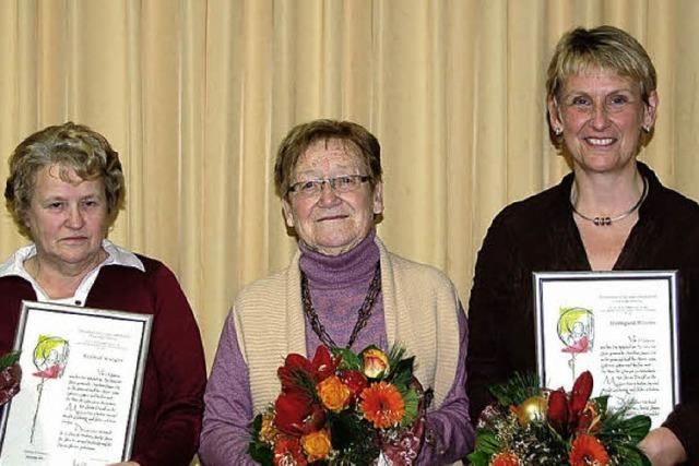 Kirchenchor als Reuter Kulturträger gewürdigt