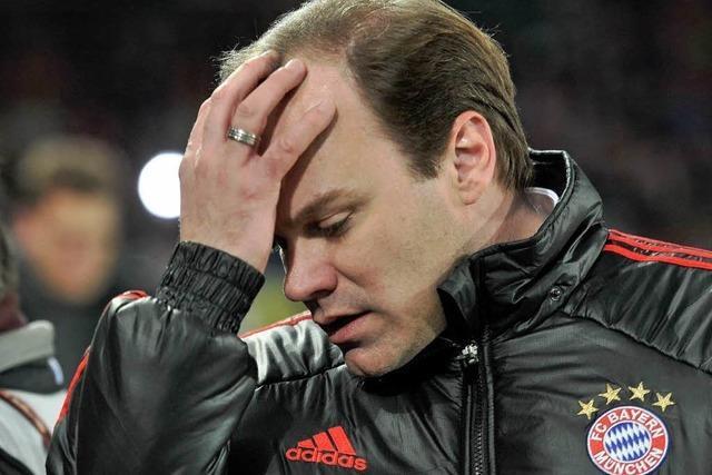 Bayern im Tief: Niederlage in Mainz
