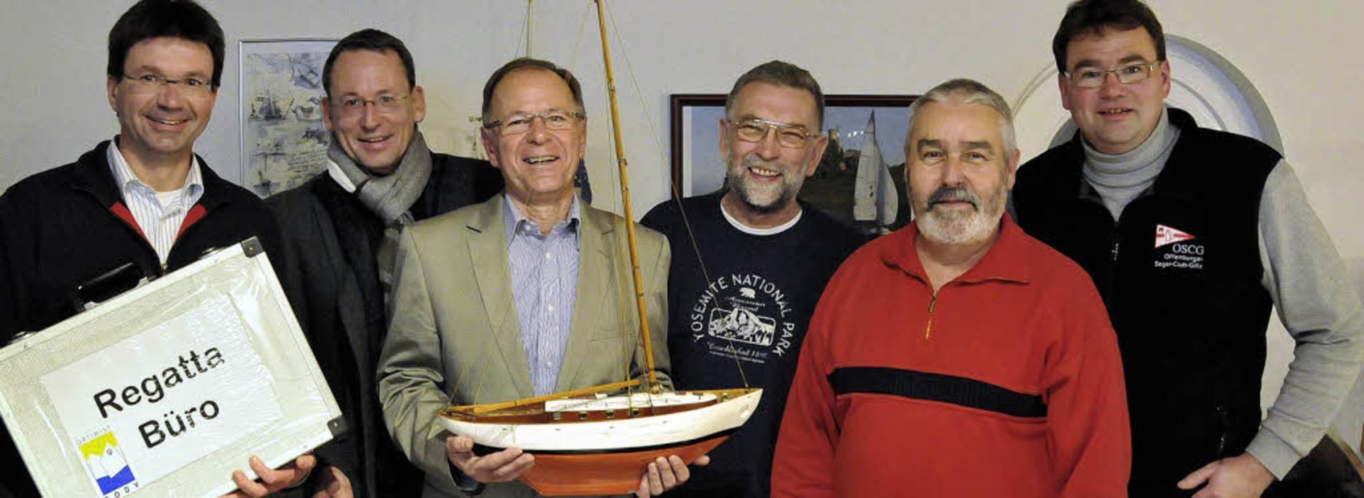 Gifiz-Segler verjüngen Vorstands-Crew - Offenburg..