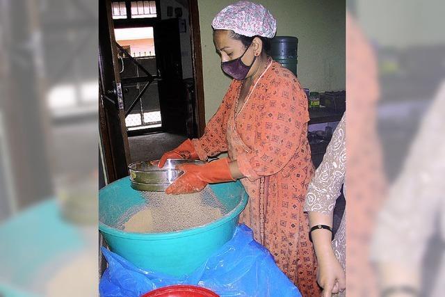 Geld für Frauen in Nepal und in Bangladesh