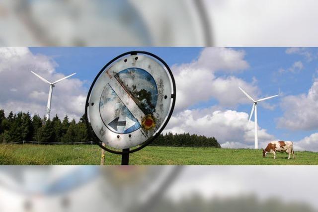 Votum für mehr Windkraft im Kreis