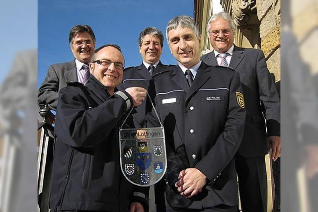 Polizei mit neuem Leiter
