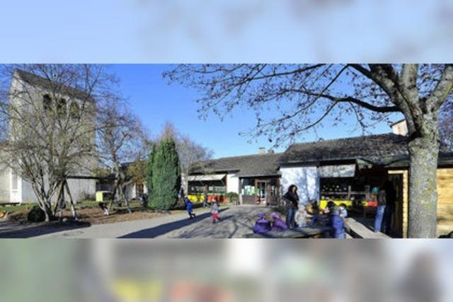 Oberlin-Kindergarten soll saniert und umgebaut werden