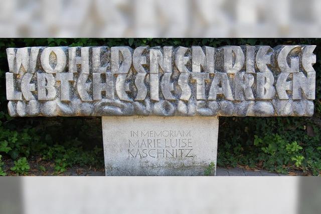 Erinnerungsort in Bollschweil