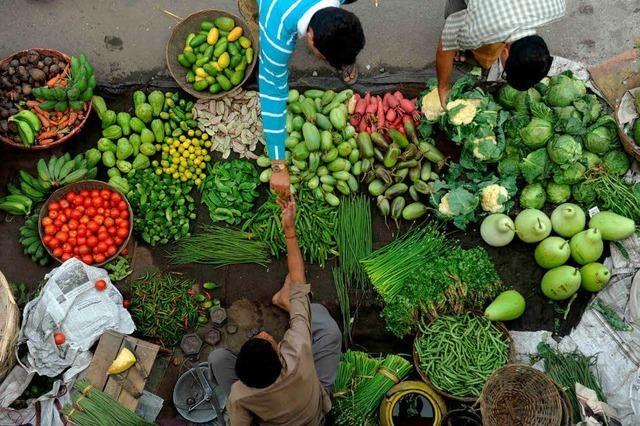 Indiens Angst vor den Supermärkten