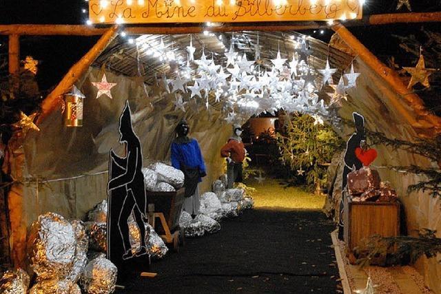 Blinkendes Weihnachtswunderland