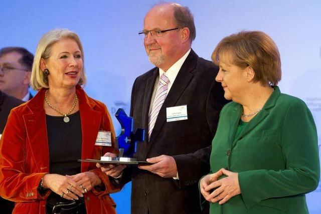 Offenburger Lehrer erhält den Deutschen Lehrerpreis 2011