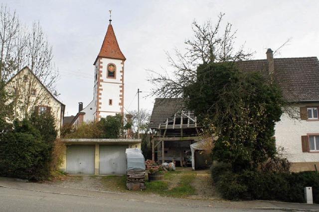 Nein zu Flachdachbau im alten Ortskern