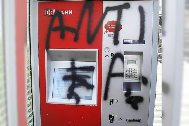 Automat nicht mehr brauchbar