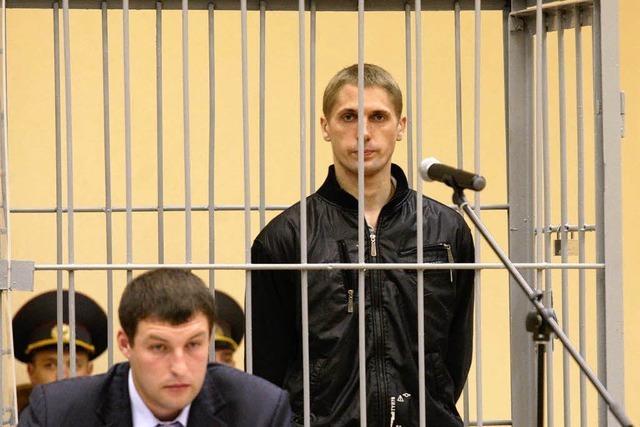 Todesurteile in Minsk