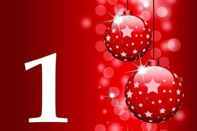 1. Dezember 2011: Die gute Nachricht aus Südbaden