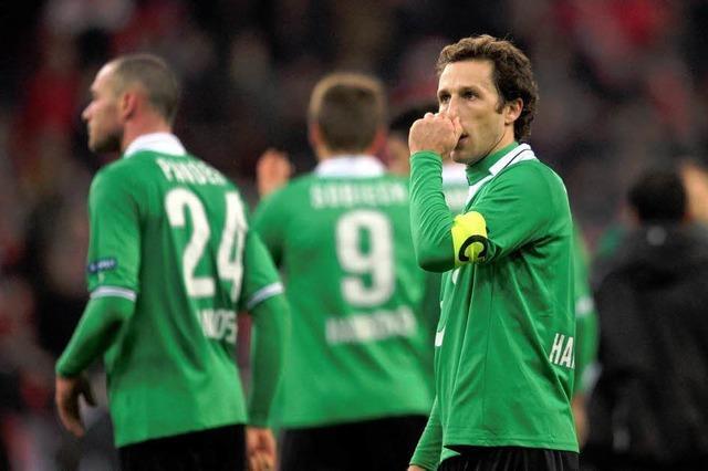 Hannover 96 eine Runde weiter
