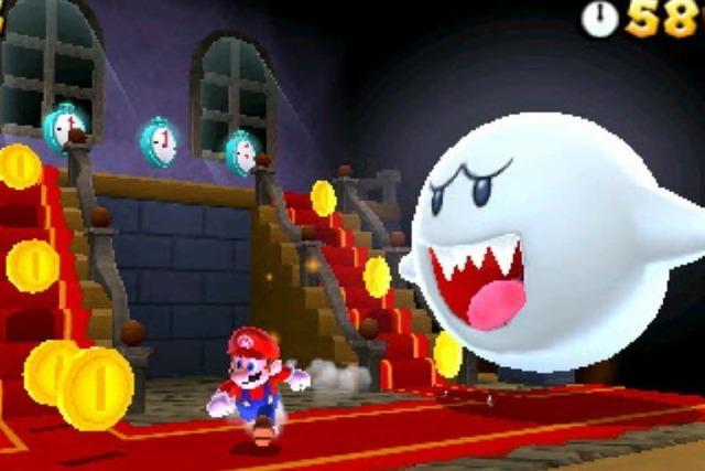 Zelda und Mario für den Gabentisch