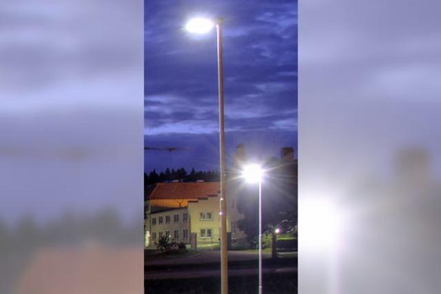 Auf LED-Technik umstellen