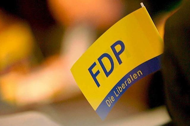 Kritik an Umweltpolitik: Ehret und Schött verlassen die FDP