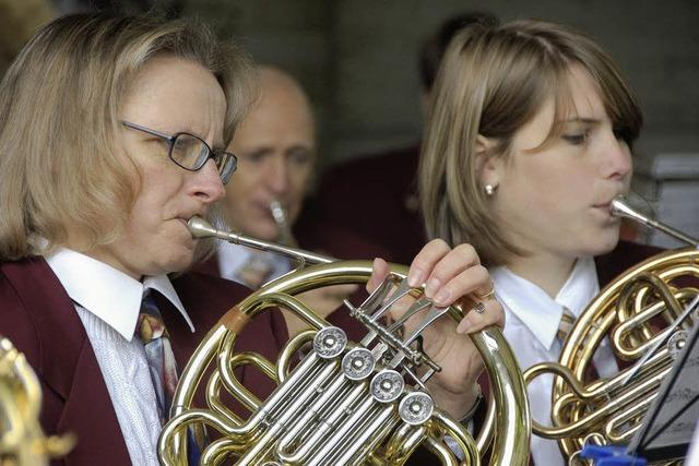 Adventskonzert der Stadtmusik