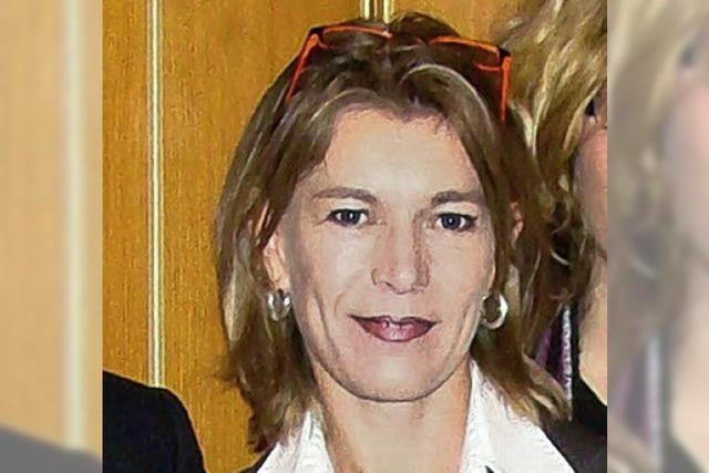Cordula Riedel neue Generalin