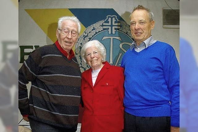 Seit stolzen 80 Jahren im Verein