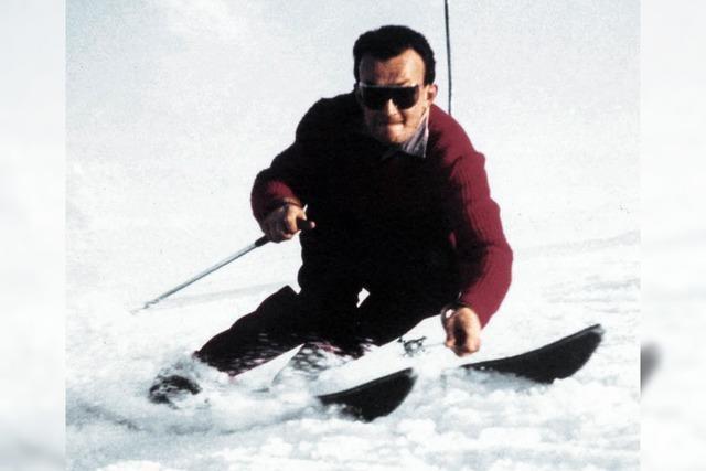 Die ersten Skier gab's aus der Wagnerwerkstatt