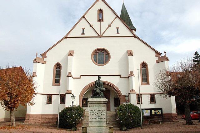Der Nachbarkirche Paroli bieten