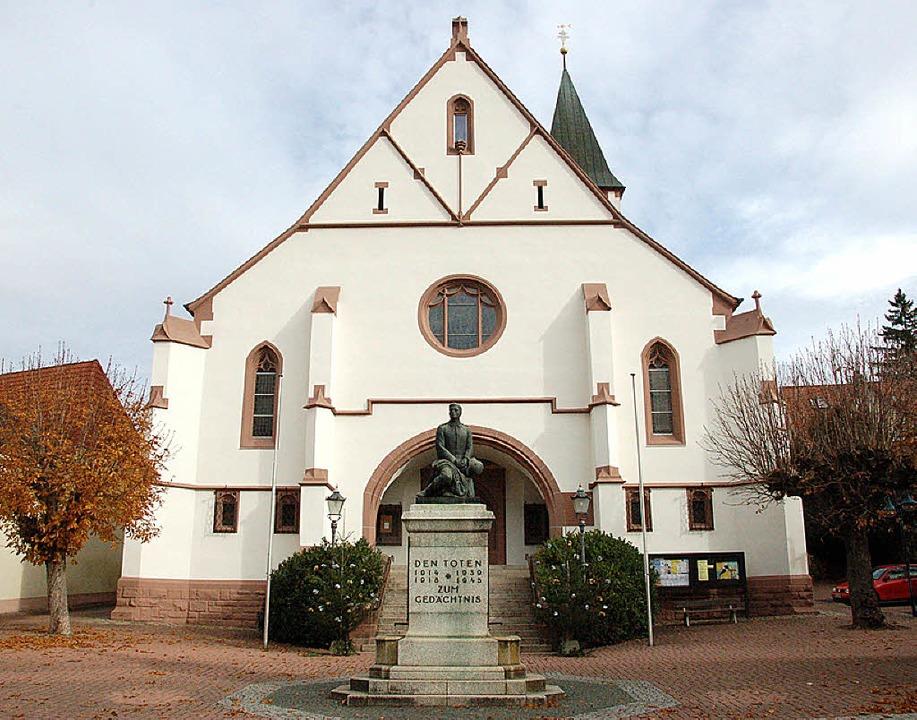 Feiert 100. Geburtstag: die Kirche St. Georg in Ehrenstetten.    Foto: andrea Gallien