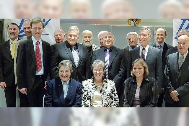 975 Jahre Mitgliedschaft in der DHV