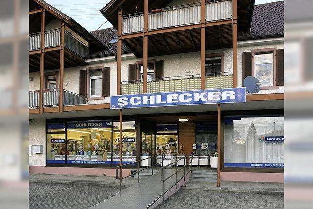 Schlecker schließt Filialen in Ober- und Niederschopfheim