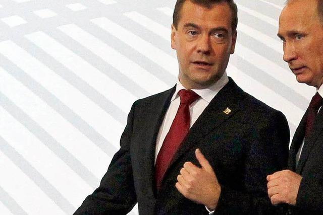 Parlamentswahl in Russland: Ein unfairer Wahlkampf