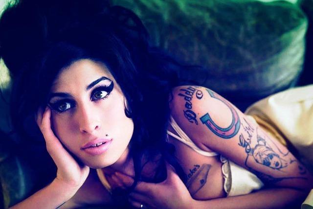 Amy Winehouse: Verwertbares aus dem Nachlass