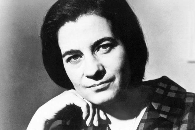 Christa Wolf - die Stimme der DDR