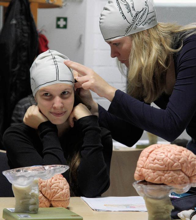 Hirn-Mal- und Bastelkurs  | Foto: Janina Kirsch