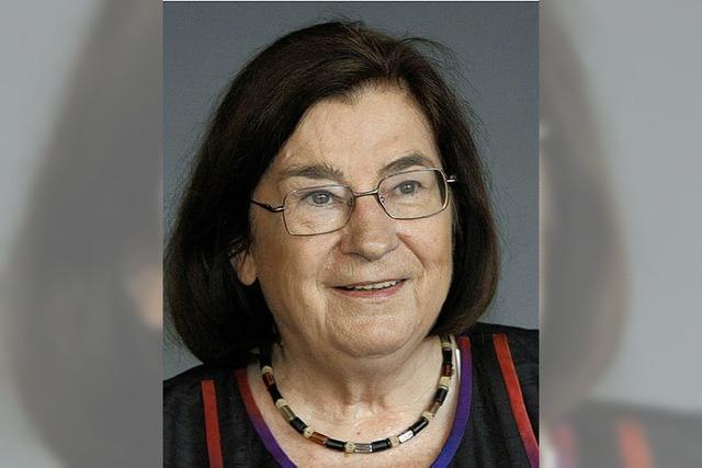 Christa Wolf im Alter von 82 Jahren gestorben