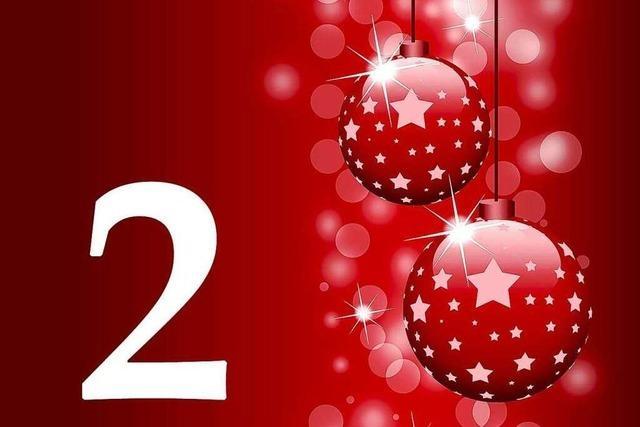 2. Dezember 2011: Die gute Nachricht aus Südbaden