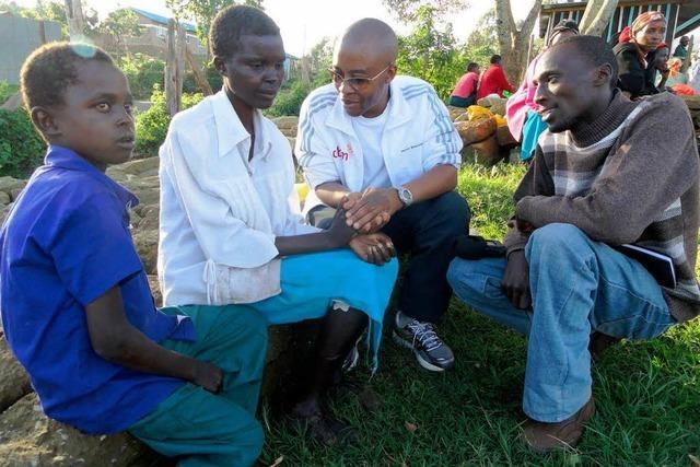 Behinderte in Kenia: Versteckt, verlacht, misshandelt