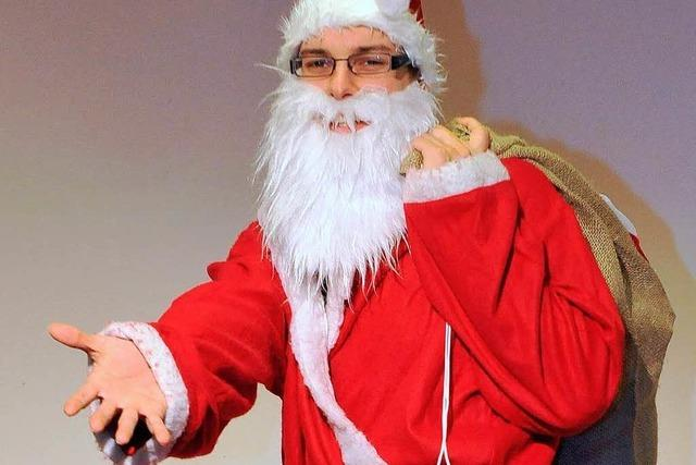 Der Nikolaus-Frischling