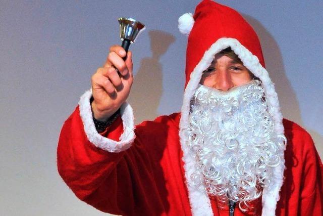 Ein Nikolaus mit Theater-Faible