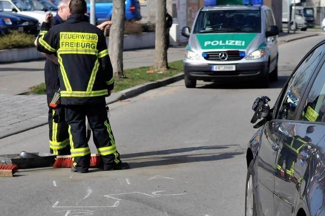 Freiburg, die Stadt der Unfälle ?