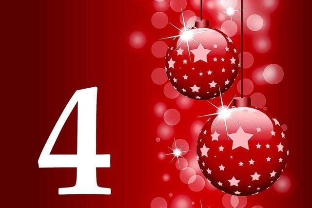 4. Dezember 2011: Die gute Nachricht aus Südbaden