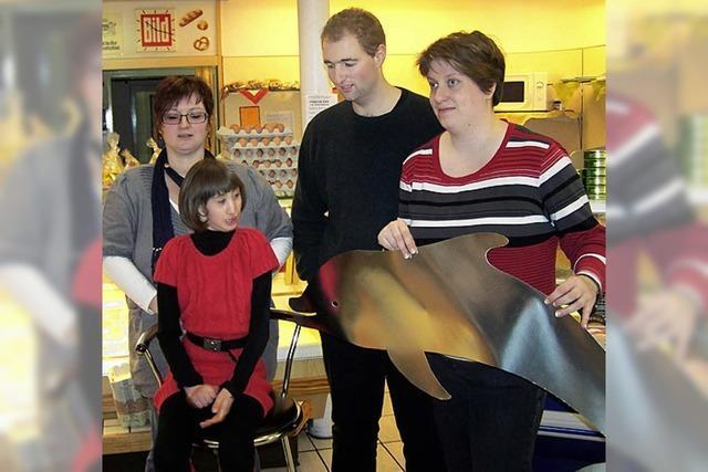 Delfin-Therapie für Lena