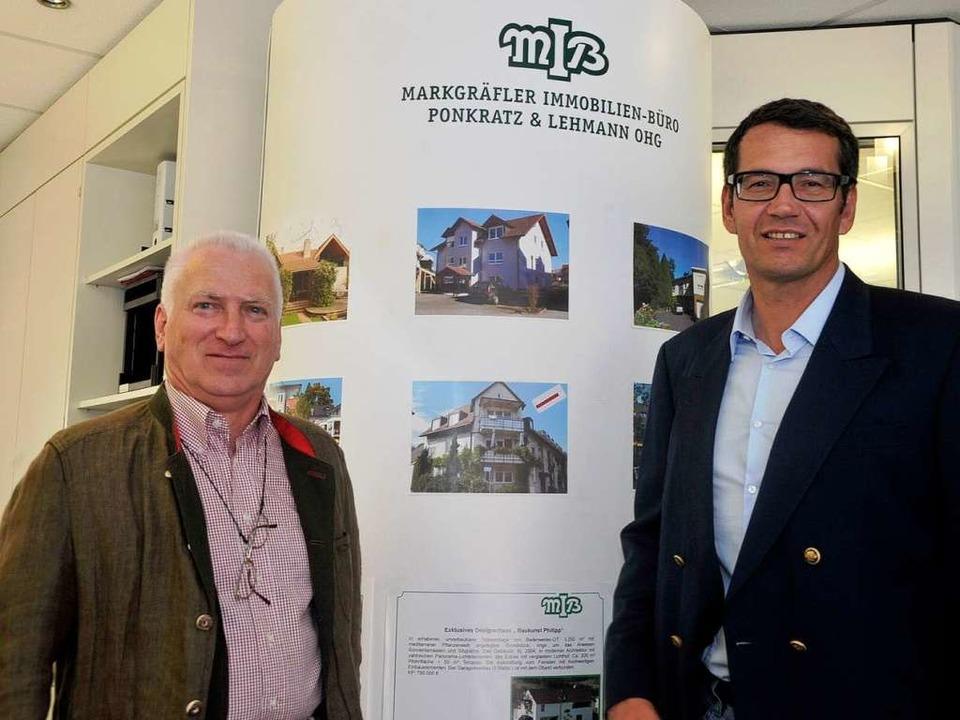 Seit 37 Jahren ist das Markgräfler Imm...ehmann eine feste Adresse in Müllheim.    Foto: Volker Münch