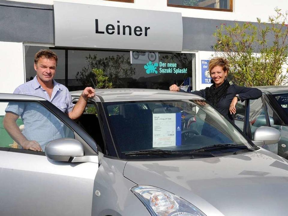 Seit fast 20 Jahren haben Kunden der M...iner ihre Ansprechpartner in Müllheim.  | Foto: Volker Münch