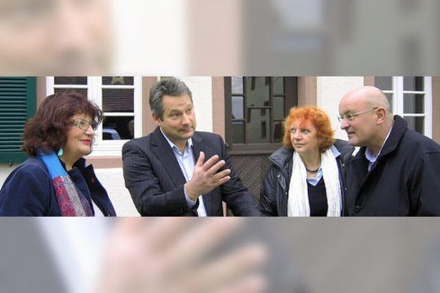 Deutsch-französische Pläne beeindrucken Mielich
