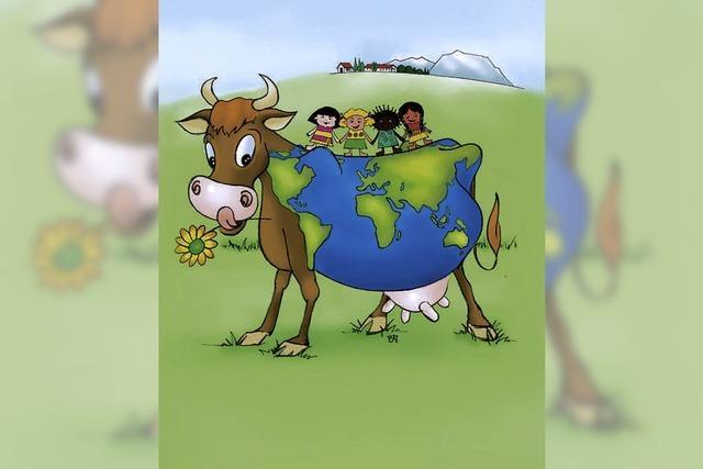 Inspiriert von der freiheitsliebenden Kuh Yvonne
