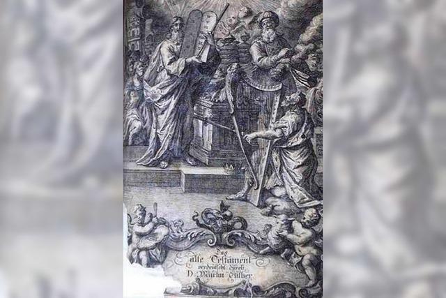 Die Bibel des Jacob Vogtenberger